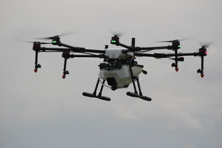 Nowoczesne drony i ich charakterystyka